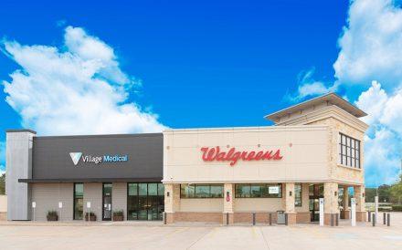 Walgreens and Village Medical