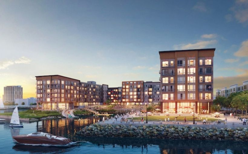 Clippership Wharf in East Boston