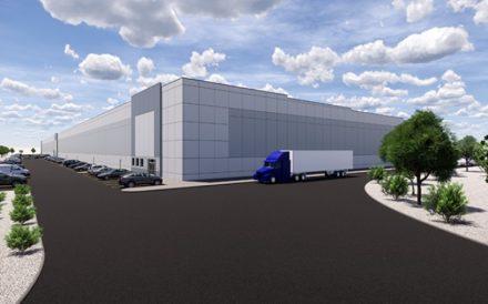 Bellingham Distribution Center, Bellingham, MA