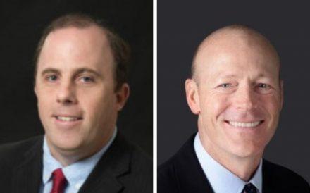 Kevin Daly and Tim McNamara
