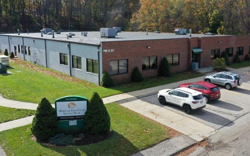 Industrial Building in Auburn, MA