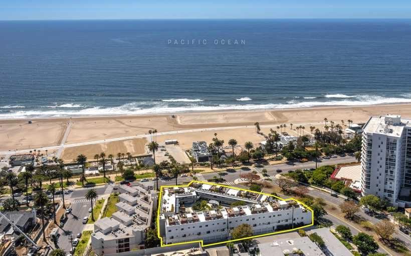 301 Ocean Ave. in Santa Monica