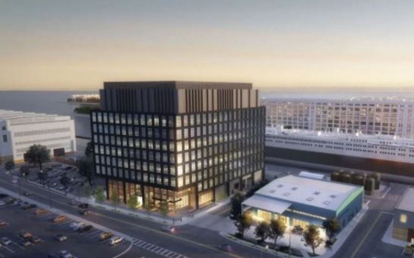 Marcus Partners Life Science Campus in Boston