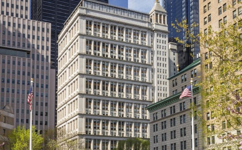 195 Broadway L&L Holding office building Lower Manhattan