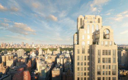 200 East 83rd Street Manhattan rendering Naftali Rockefeller Group