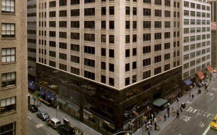 485 Madison Avenue street level Manhattan Jack Resnick & Sons