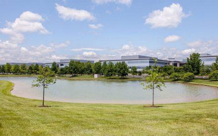 Quantum Park Data Center in Northern VA