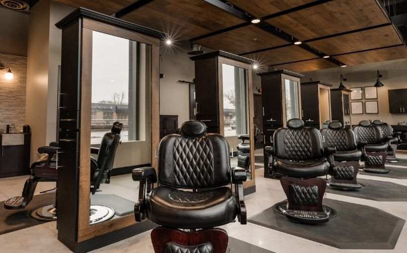 Scissors & Scotch salon and lounge
