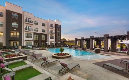 The Ivy multifamily in Louisville, KY
